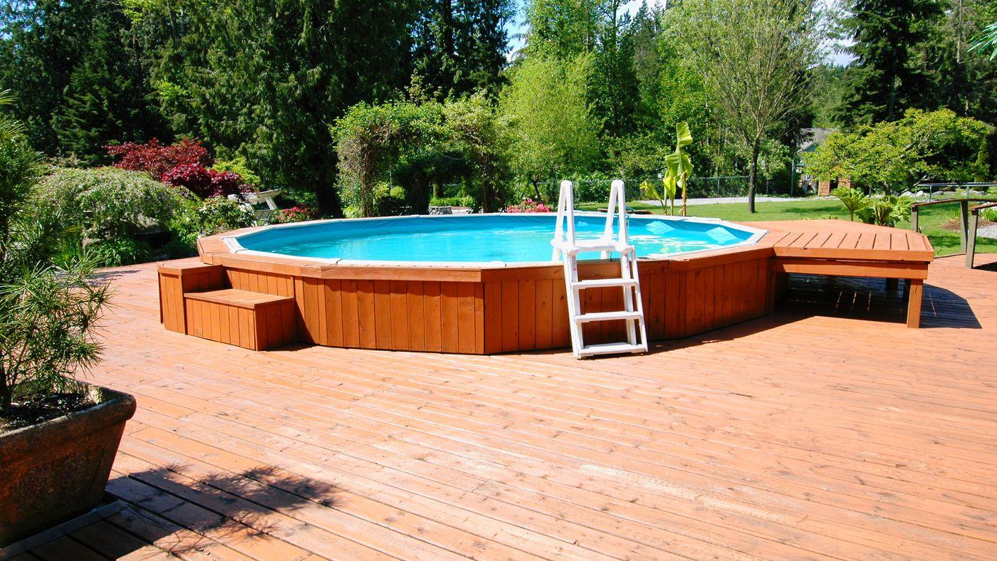 Unique Decks for Pools